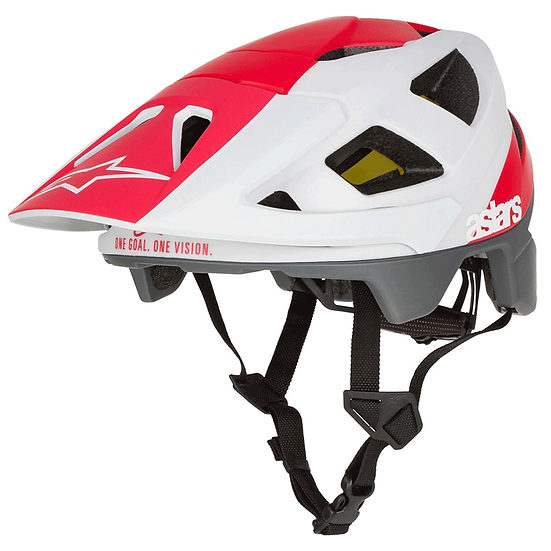 Alpinestars Vector Tech Red/White Large