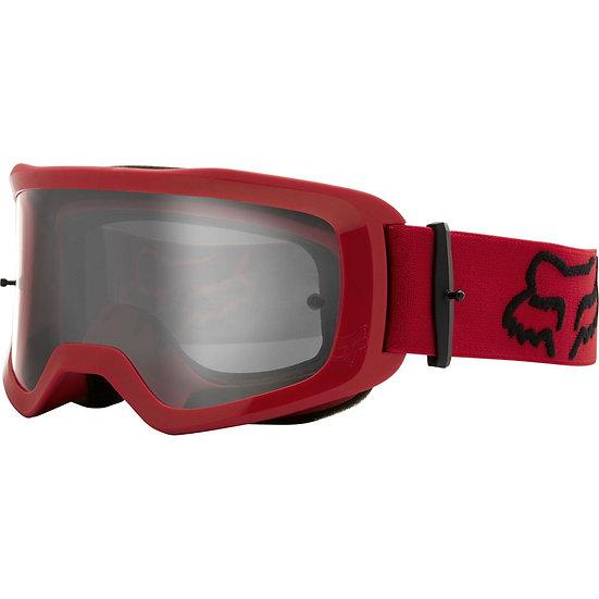 Fox Main  Stray Goggle Flm Red OS