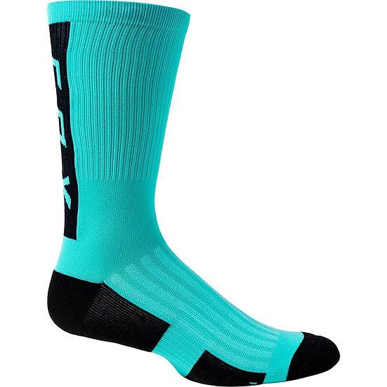 "8"" Ranger Cushion Sock Teal"