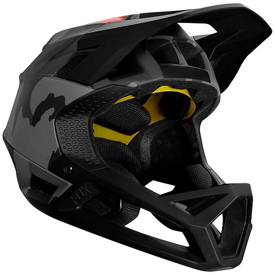 Fox Proframe Helmet Black Camo