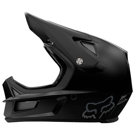 Rampage Comp Helmet Black