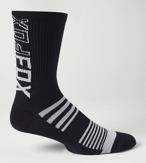 """8"""" Ranger Sock Black"""