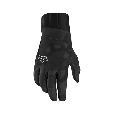 Fox Defend Pro Fire Glove Black Camo