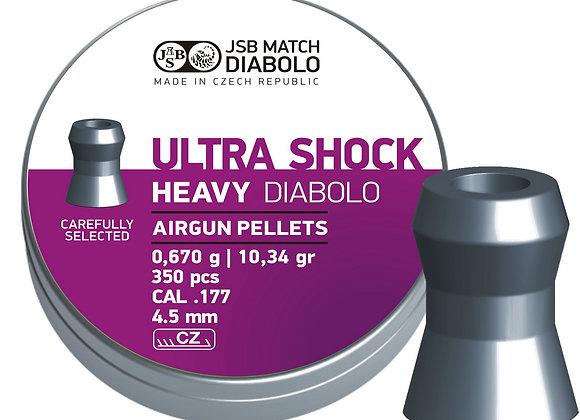 JSB Ultra Shock Heavy