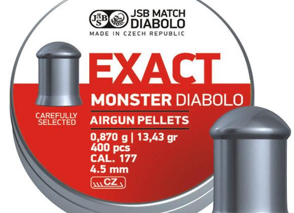 JSB Exact Monster