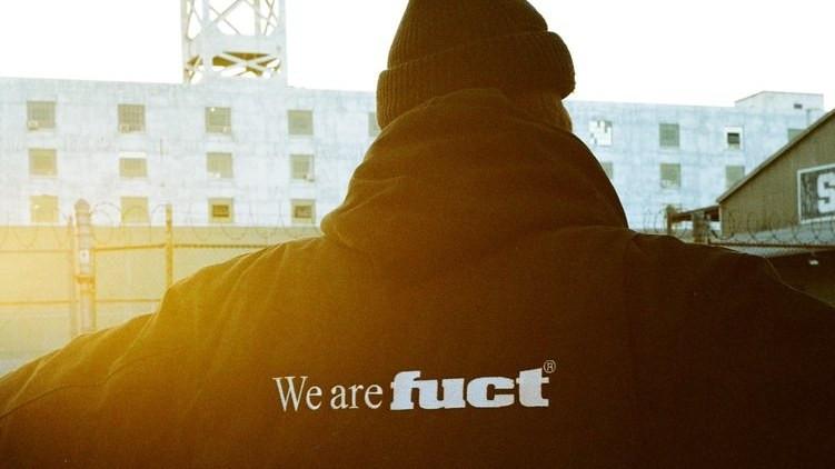 FUCT Trademark - Scandalous