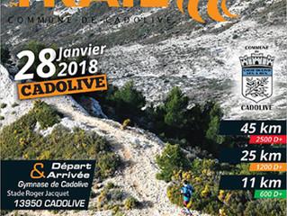 Trail de la Galinette 2018