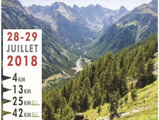 Vars Mountain Trail 2018