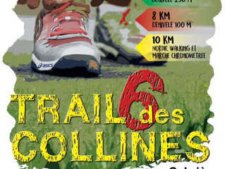 Trail des 6 Collines 2018