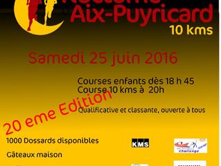 10 km de Puyricard 2016