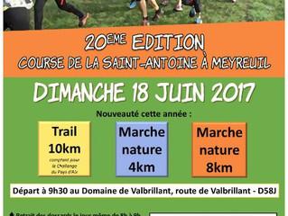 Course de la Saint Antoine 2017