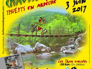 Trail de La Chaussée des Géants 2017