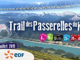 Trail des Passerelles du Monteynard 2019