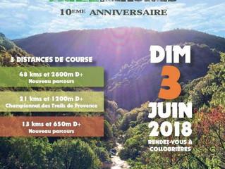 Trail des Maures 2018