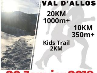 Scott Trail Blanc D'Allos 2019