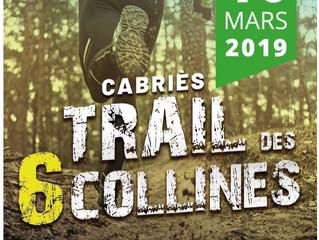 Trail des 6 collines 2019