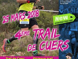 Trail de Cuers 2018