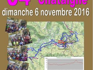 Course de la Chataigne 2016