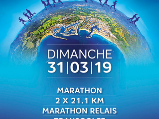 Marathon de St Tropez 2019