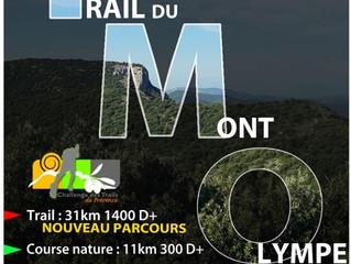 Trail du mont Olympe 2019