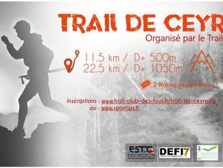 Trail de Ceyreste 2019