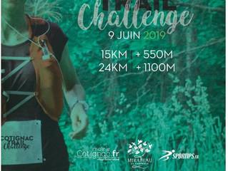 Cotignac Trail Challenge 2019