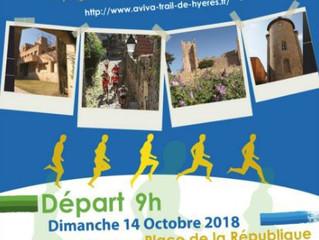Aviva Trail d'Hyeres 2018