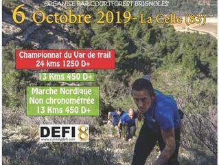 Trail de L'Escarelle 2019