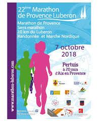 Marathon du Luberon 2018