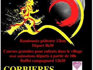 Trail de Nocturne de Corbières
