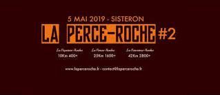 Trail La Perce Roche 2019