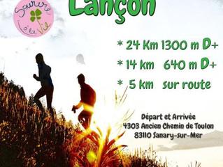 Les Drailles du Lancon 2020