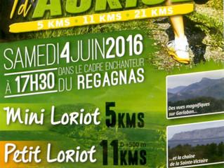 La trilogie d'Auriol 2016