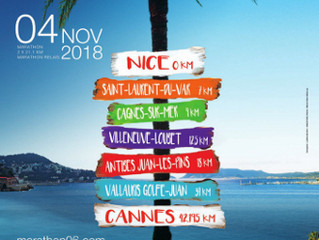 Marathon Des Alpes Maritimes 2018