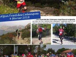 Alpin Trail des Calanques 2018