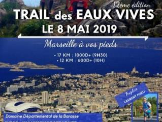 Trail des Eau vives 2019