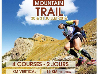 Vars Mountain Trail 2016
