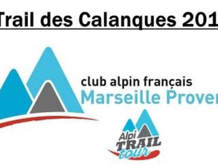 Alpin Trail des Calanques 2019