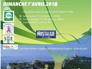 la Ronde de Chateau Gombert 2018