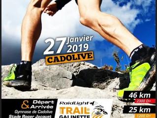 Trail de la Galinette 2019