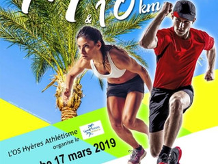 Semi-Marathon & 10km  Hyeres 2019