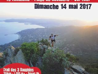 Trail des 3 Dauphins 2017