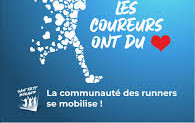 """3km"" les coureurs on du coeur"