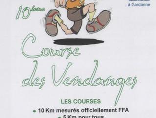 La course des Vendanges 2016
