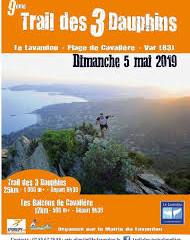 Trail des 3 Dauphins 2019