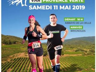 Marathon Var Provence Verte 1ere édition