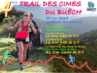 Trail des Cimes du Buech 2017