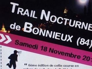 Trail de Bonnieux 2017