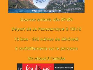 la Panoramique de Carnoux 2019