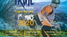 Trail de la Sainte Baume 2020